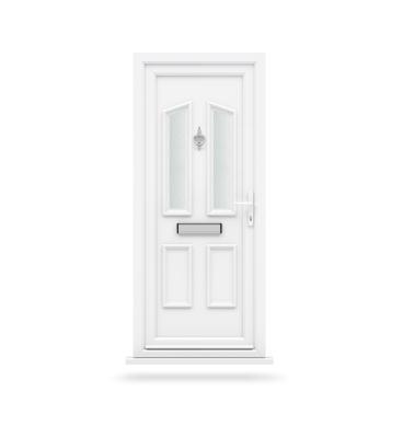front door resize