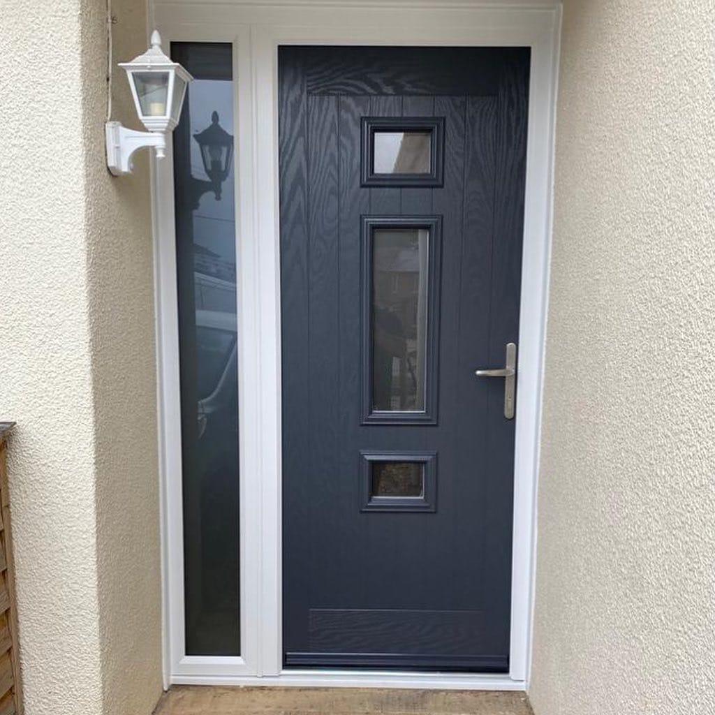 Composite-Front-Door