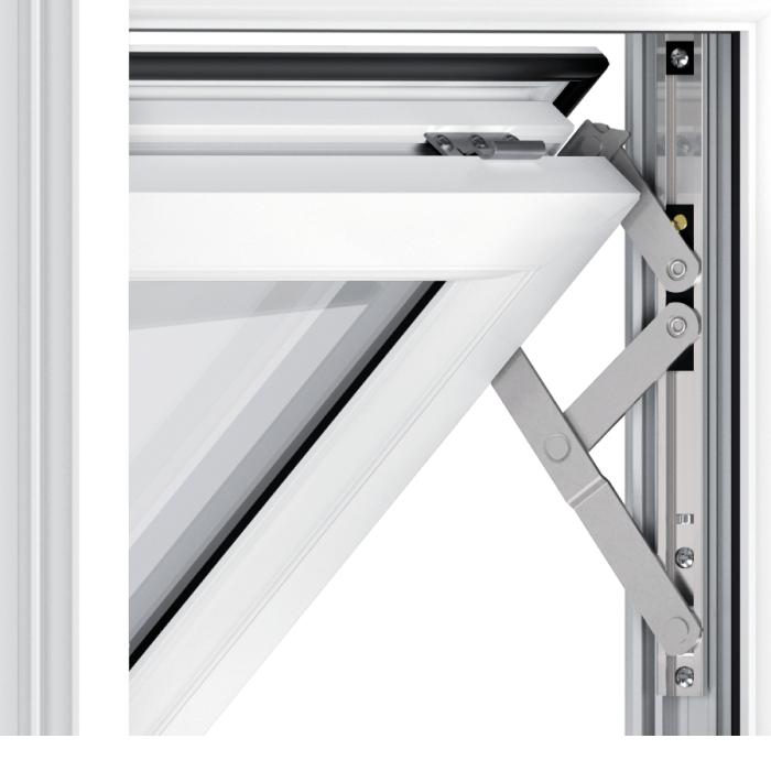 Trade uPVC Casement Windows - Hinge