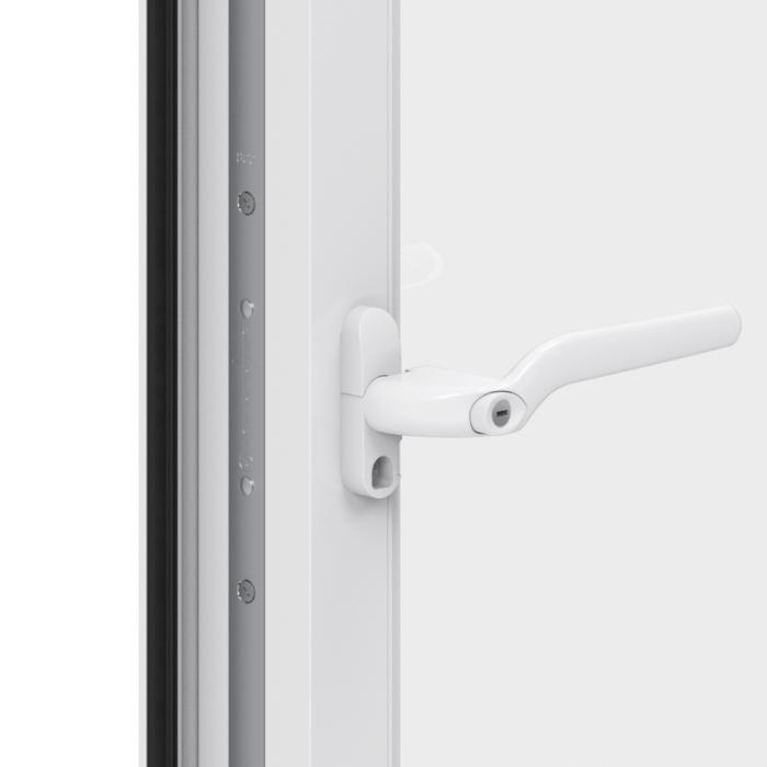 Trade uPVC Casement Windows - Lock centre