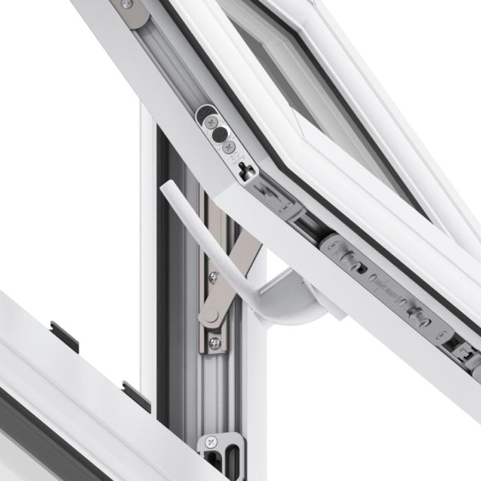 Trade uPVC Casement Windows - Shootbolt