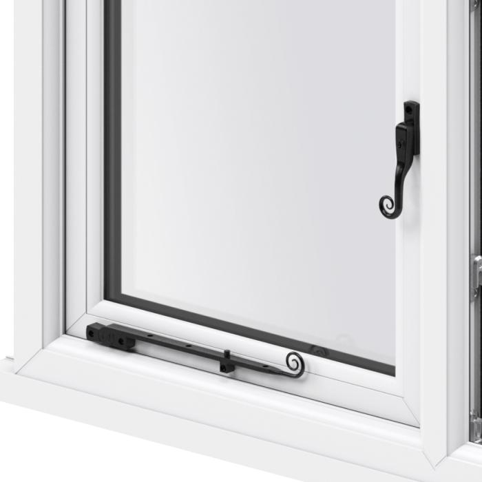 Trade uPVC Flush Sash Windows - Hardware (welded)