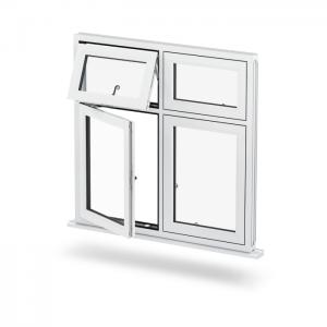 Trade uPVC Flush Sash Windows - Main (mechanical)