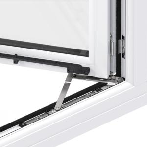 Trade uPVC Flush Sash Windows - hinge (mechanical)