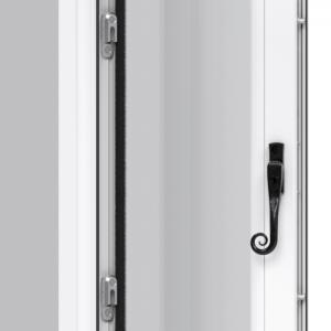Trade uPVC Flush Sash Windows - locks, keeps, handle