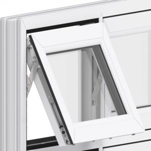 Trade uPVC Flush Sash Windows - slimframe (welded)