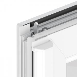 Trade uPVC French Doors - shootbolt