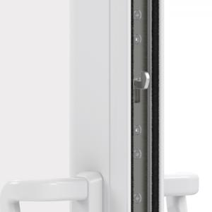 Trade uPVC Patio Doors - lock gook dark