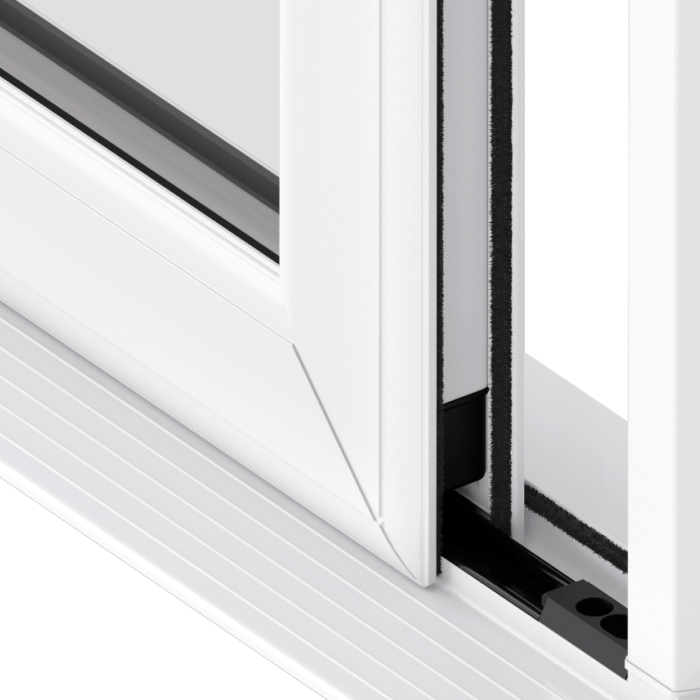 Trade uPVC Patio Doors - low threshold