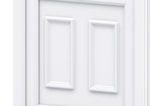 Trade uPVC Residential Door - mouldings