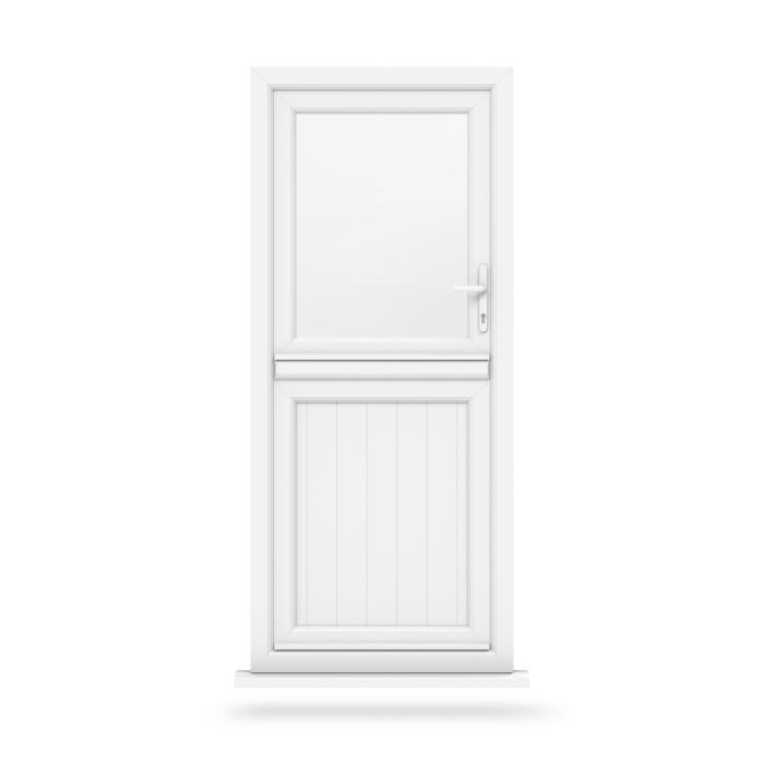 Trade uPVC Stable Doors - full frontal
