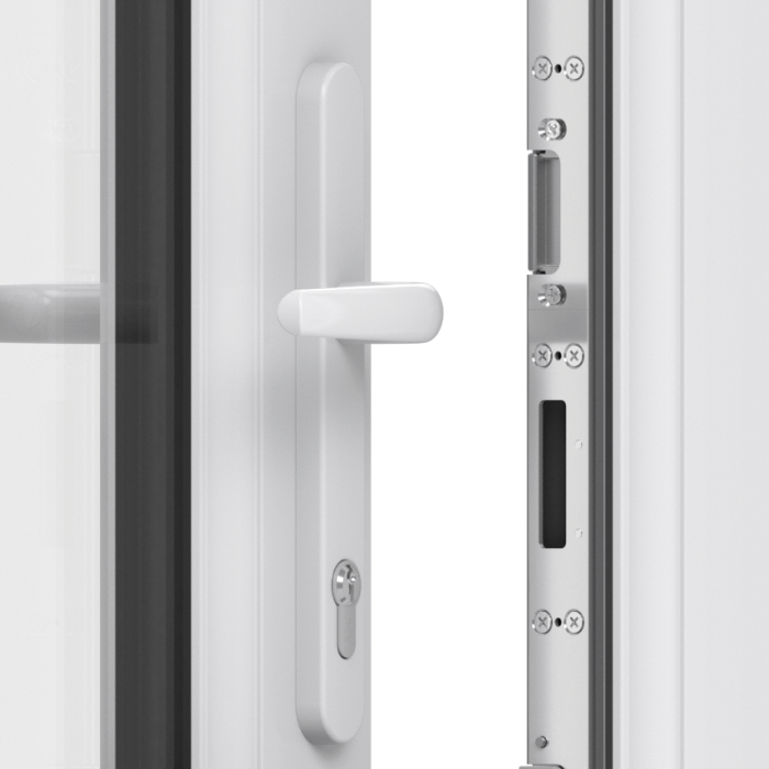 Trade uPVC Stable Doors - keep