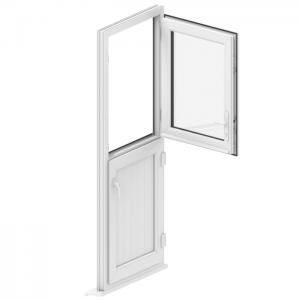 Trade uPVC Stable Doors - top opening