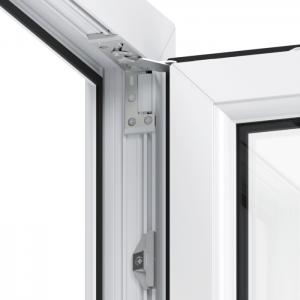 Trade uPVC Tilt and Turn Windows - inside corner