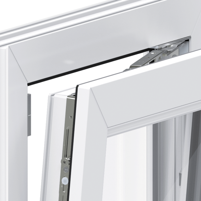 Trade uPVC Tilt and Turn Windows - ventilation 1