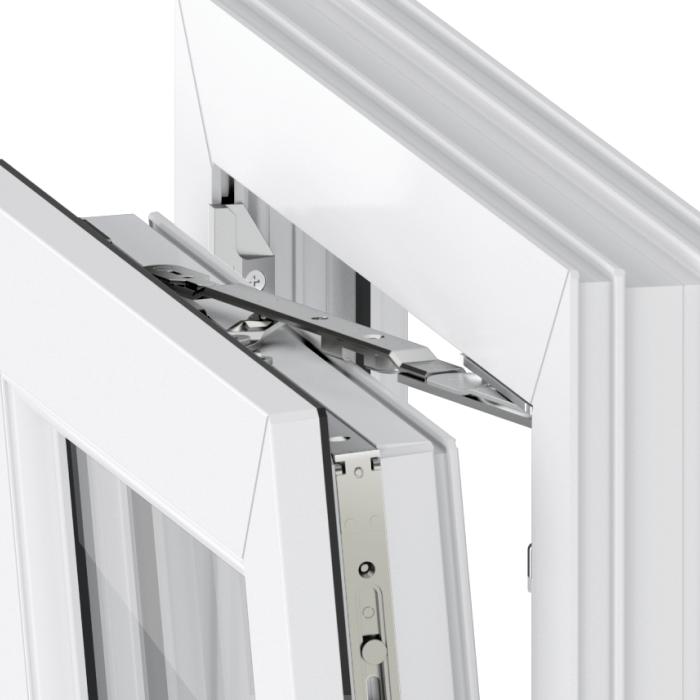 Trade uPVC Tilt and Turn Windows - ventilation 2